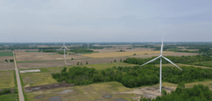 Pine River Wind Farm, an MTC materials testing project