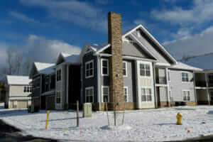 Aspen Lakes Apartments Exterior